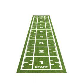 groene sprinttrack 10 meter