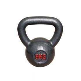 Kettlebell gietijzer - 8 kg