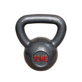 Kettlebell gietijzer - 10 kg