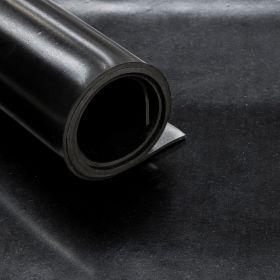 Rubberplaat - SBR -  Dikte 20mm - 100 x 100 cm