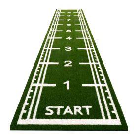 sprinttrack 10 meter groen