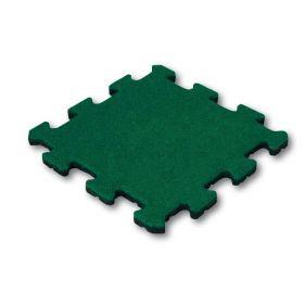 puzzeltegel groen middenstuk